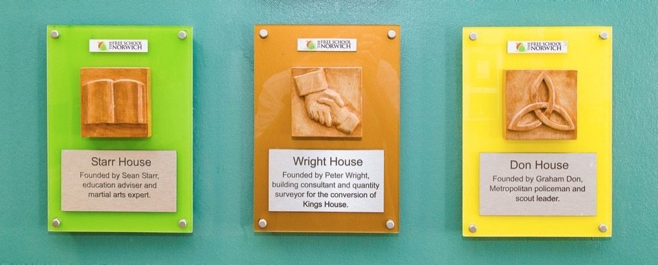House Plaques Photo